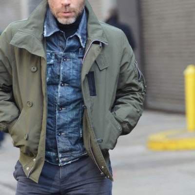 How To Style Lightweight Outerwear