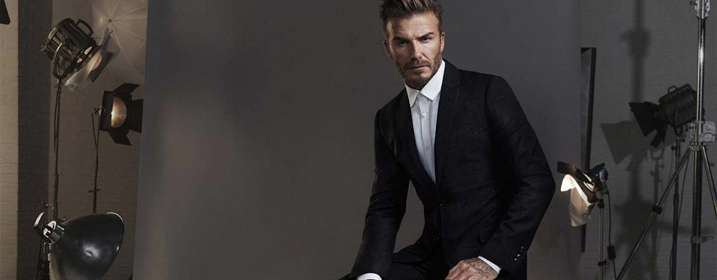 How To Achieve David Beckham's Style