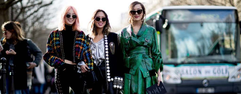 Stylish Street Style at Paris Fashion Week Fall 2017