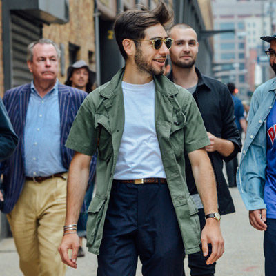 5 Men's Wardrobe Essentials