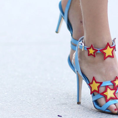 The Stars Are Shining Now! Watch These 10 Shoes Which Come Up With Stars