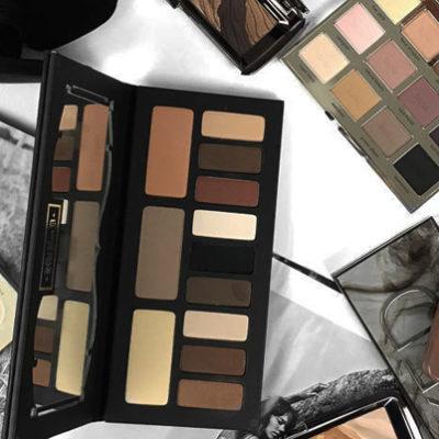 Top 5 Sexiest Nude Eyeshadow Palettes