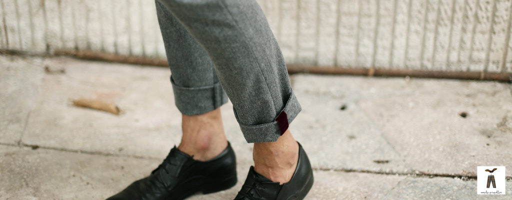 Men's Tips: What to Wear With Gray Pants