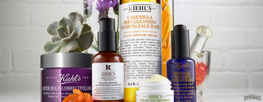 Kiehl's 10 Most Popular Products That We Love