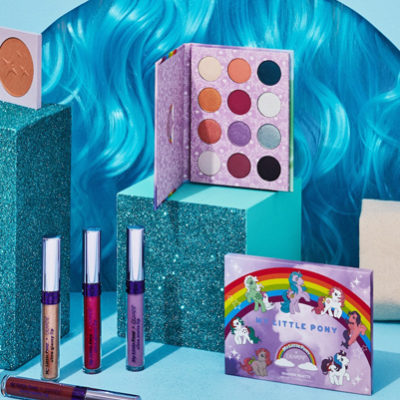 The Most Cutest Collection is Coming : ColourPop x My Little Pony