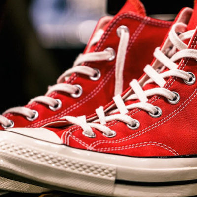 Red Alert! 5 Sneakers That Will Stop The Traffic