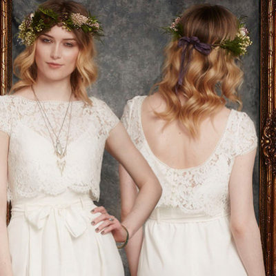 Throw Out Wedding Dresses Become a Coolest Bride by These White Jumpsuits