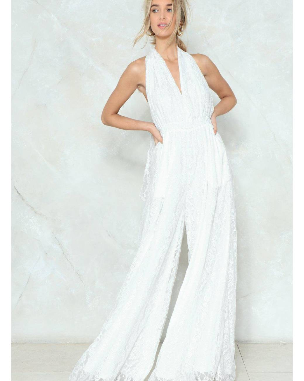 Throw Out Wedding Dresses Become A Coolest Bride By These White