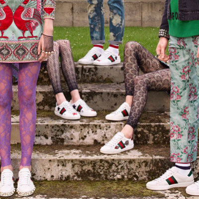 All Fashion Girls Need to Know 5 New Gucci Shoes That Will Steel Your Hearts