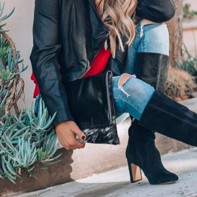 How To Wear Knee-High Boots Like a Stylish Girl!