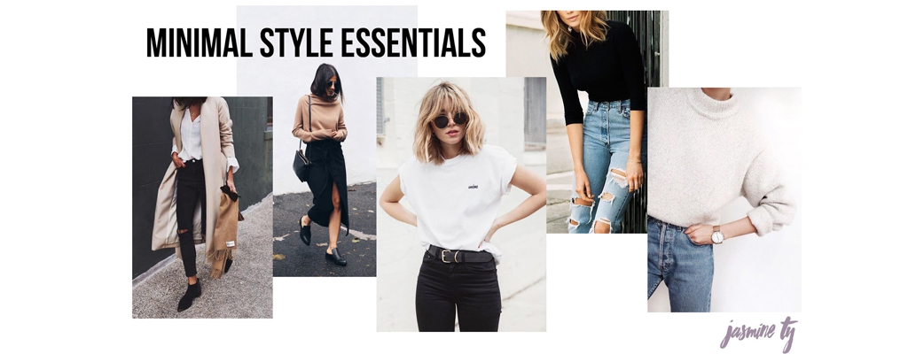 5 Items to Make Your Minimalist Style So Perfect!