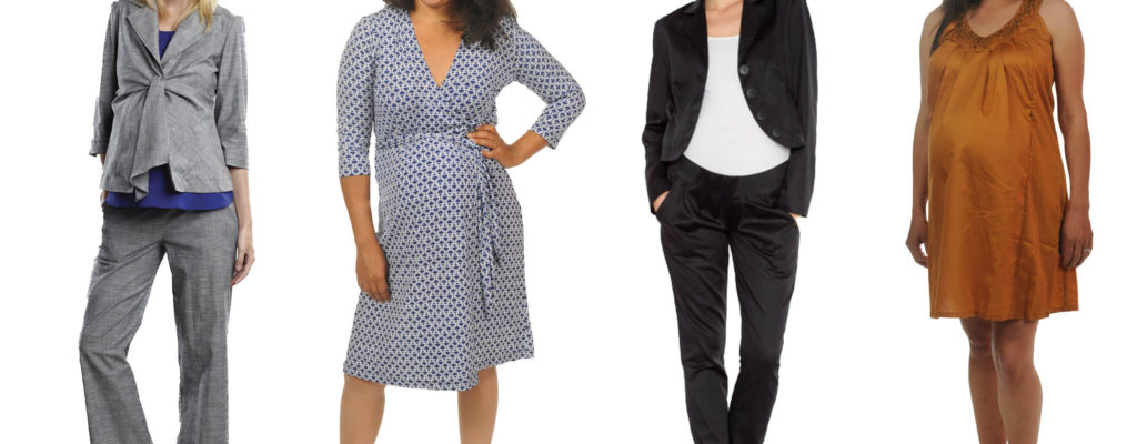 Bump with Style! Latest Maternity Fashion in 2016