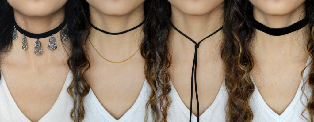 """Finding The Right """"Choker"""" Necklace"""