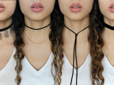 "Finding The Right ""Choker"" Necklace"