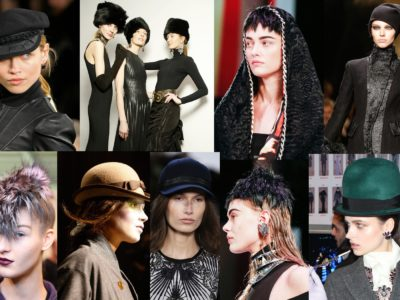 Headwear trends to complete your look!