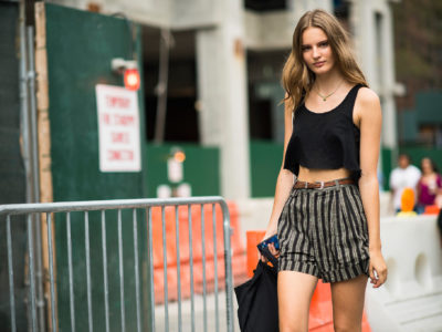 5 Ways to Style Your Crop Top