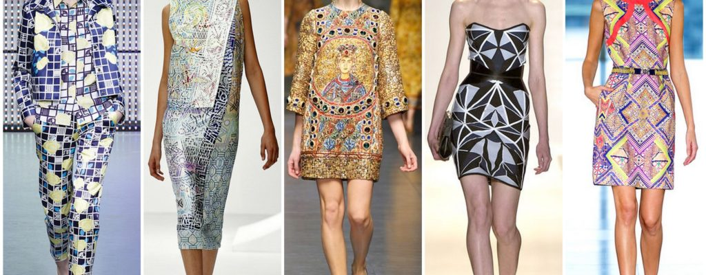 Latest Print Trends You Need To Try in 2016