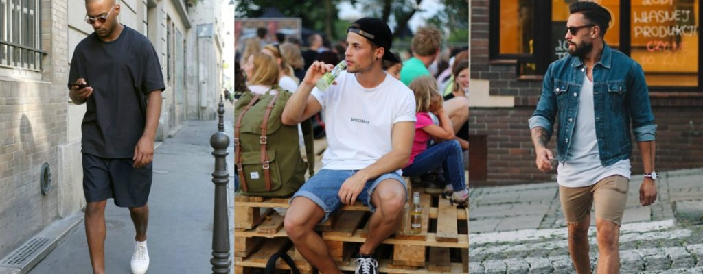 6 shorts styles for men