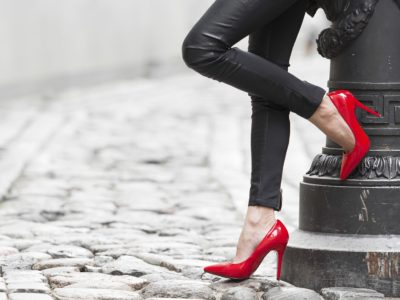 Easy Tips to Walking in Heels