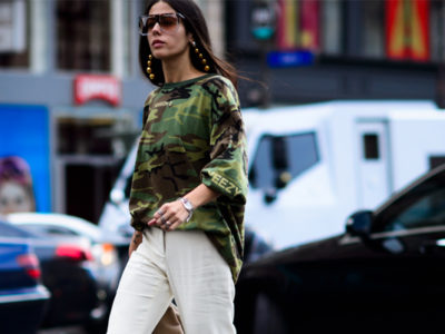 Street Style Trends from Spring/Summer 2017 Fashion Weeks