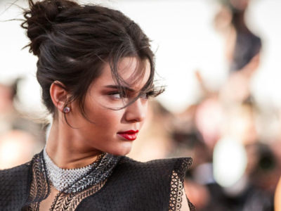 Kendall Jenner And Her Buns!