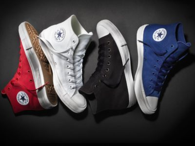How to Style Your Converse
