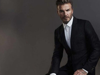 How To Achieve David Beckham's Style