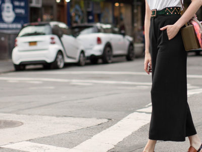 The Four Types of Pants every Well Dressed Woman Needs