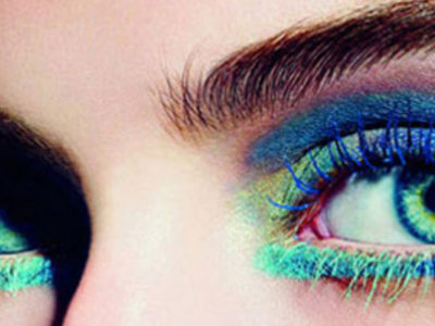 8 Colored Mascaras That Will Make You Forget About Black