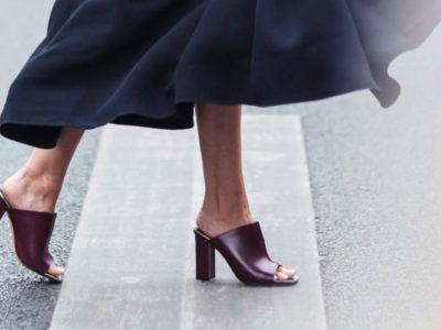 Springtime Shoes Trends 2017