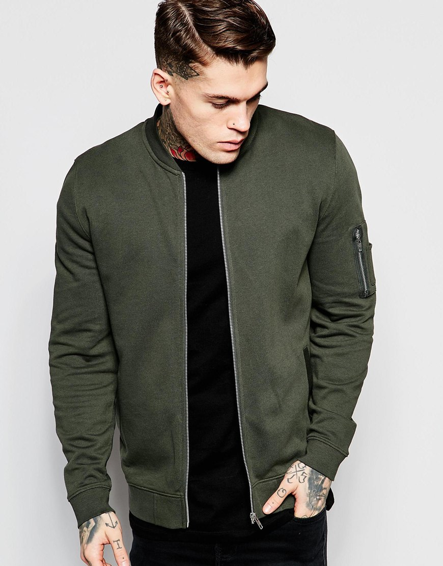 Bomber Jackets for Men (24 Results) Hide Menu Show Menu. Shop By Category. Bomber Jackets. Track Jackets Denim Jackets Windbreakers & Coaches Bomber Jackets Leather Jackets Filters Green Brown Grey Black Multi Shop By Size S M L XL XXL Shop By Price $50 - $75 $75 and up.