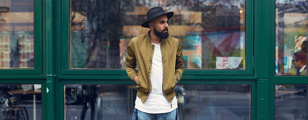 Top 5 Men's Bomber Jackets