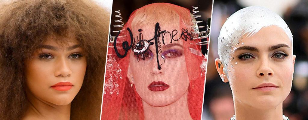 Top 10 Best Makeup Look From Met Gala 2017