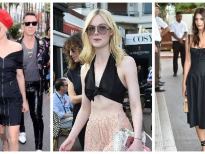 See Best Daytime Celebrities Styles From Cannes Film Festival Fashion 2017