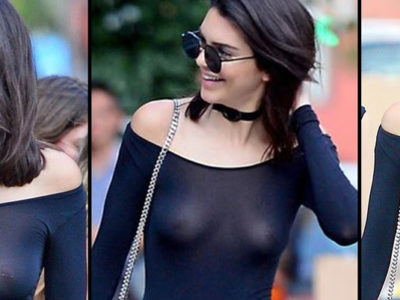 10 Stars Who always Look Hot on a Braless Trend