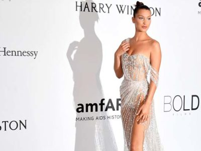 Sheer Dresses Are the Biggest Trends at the 2017 amfAR Gala Cannes