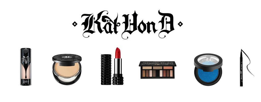 6 Kat Von D Top Beauty Products That You Should Own