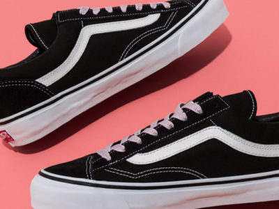 7 Pairs of Vans, You'll End Up Wearing Them With Everything