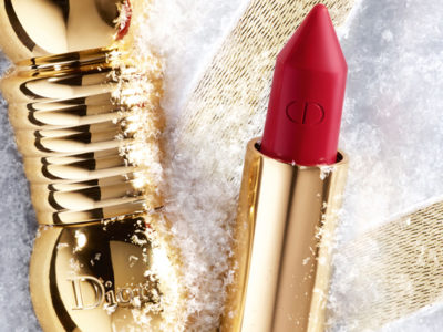 5 Holiday Party Lipsticks Recommended For Your New Year's Party
