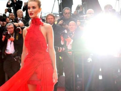 5 Most Sexiest Red Dresses that the Stars Have Ever Won
