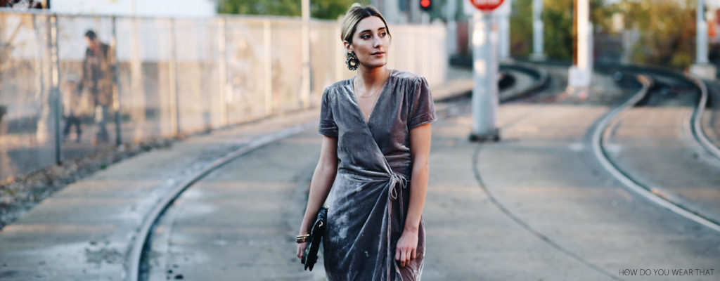5 Wrap Dresses That You Won't Miss For This Fall