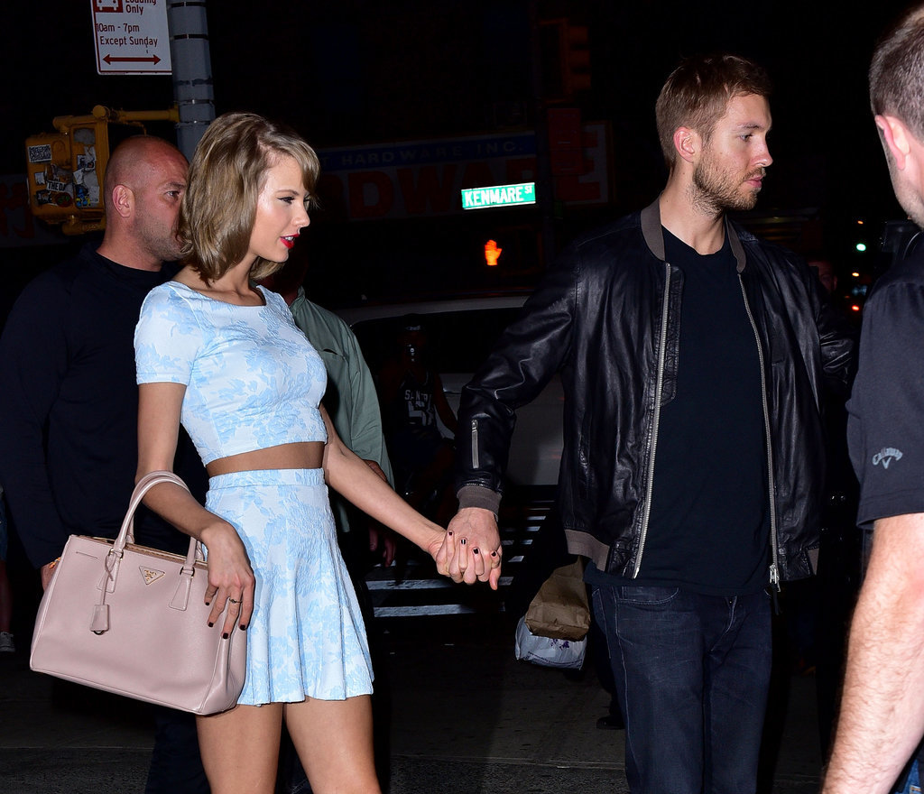 Taylor-Swift-Follows-Calvin-Harris-Lead-Sweet-Date-Night