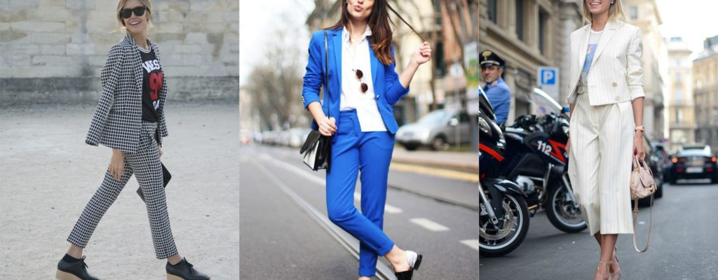 How to Rock the Pantsuit