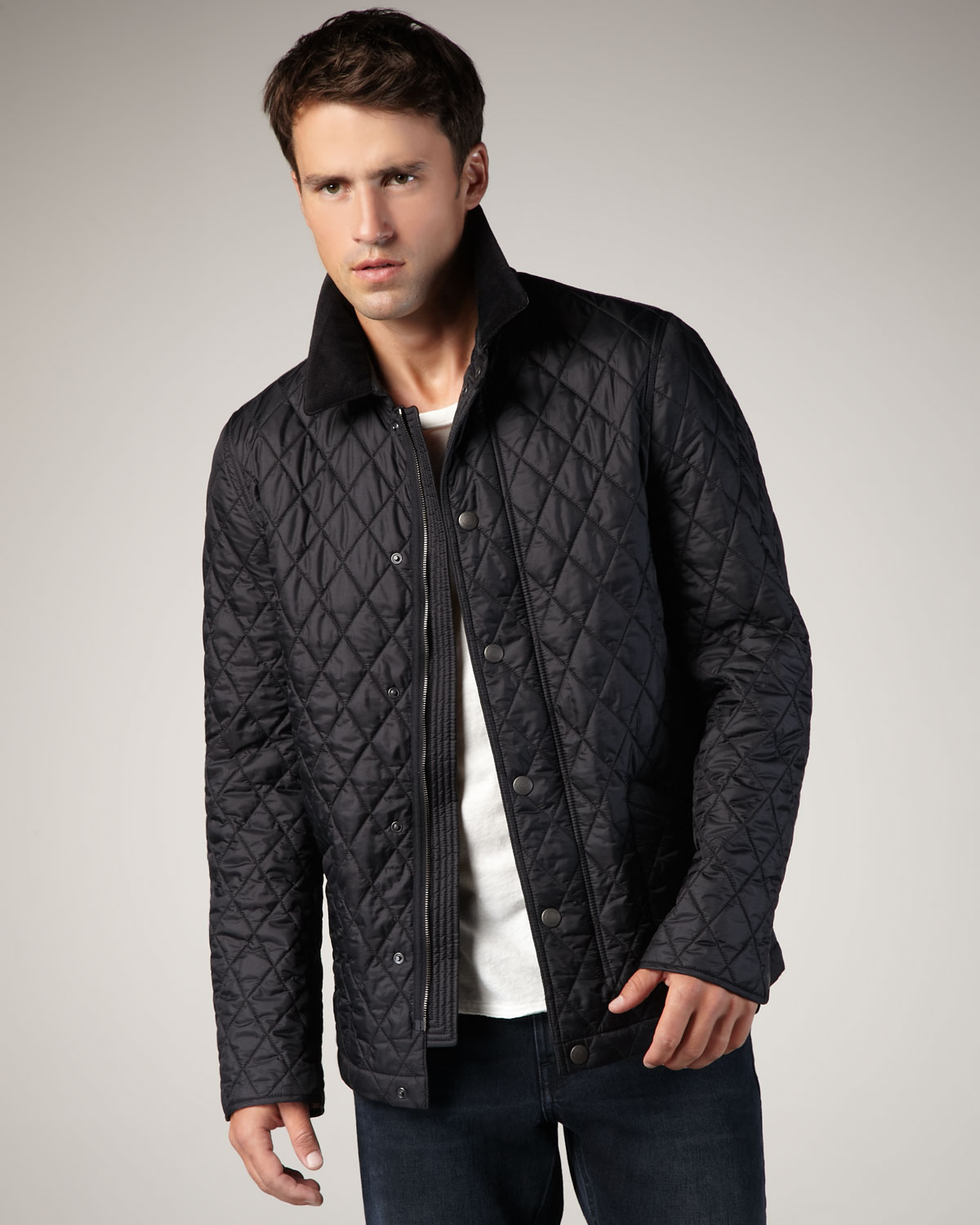 jacket quilted the burberry off products s quilt london mens luxury own couture canada size