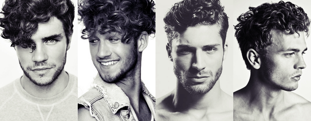 The Best Curly Hair Styles And Cuts For Men