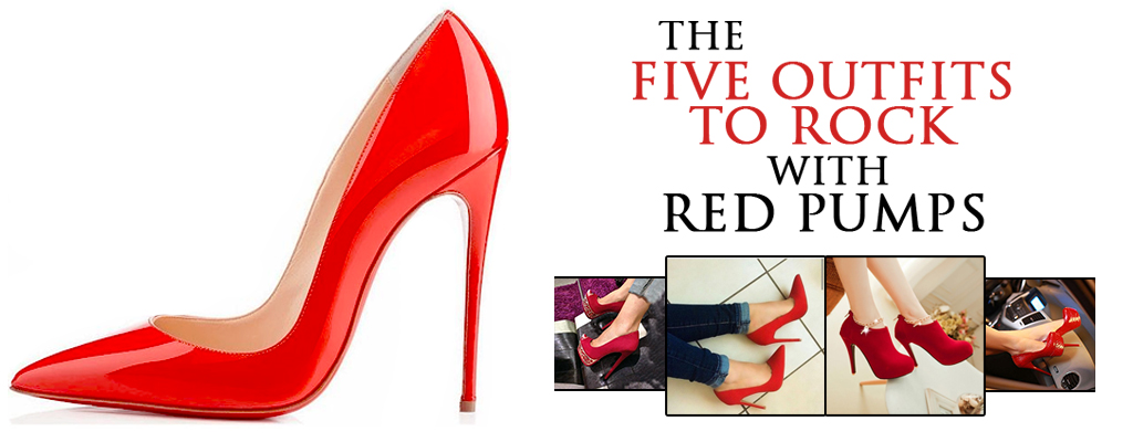 The 5 Types of Dresses Every Pair of Red Shoes Needs