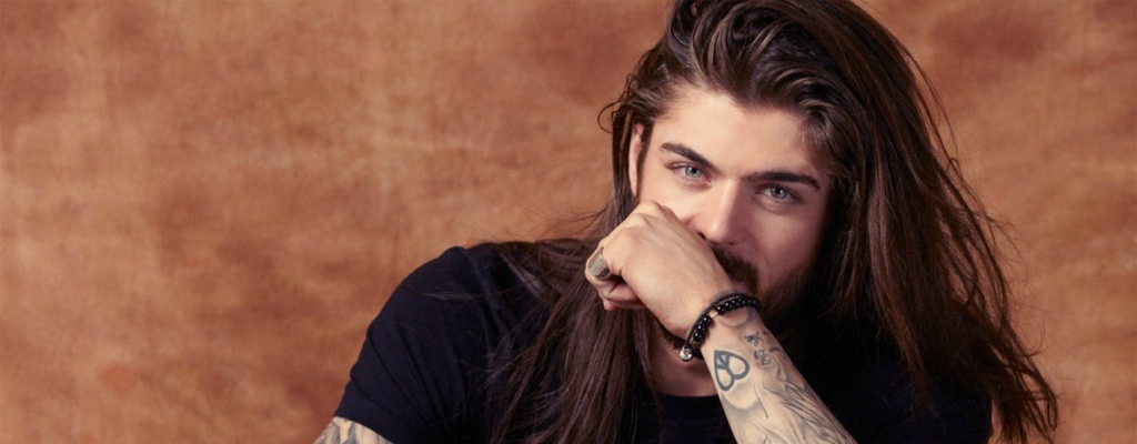 4 Easy Hairstyles for Men Who Love Long Hair