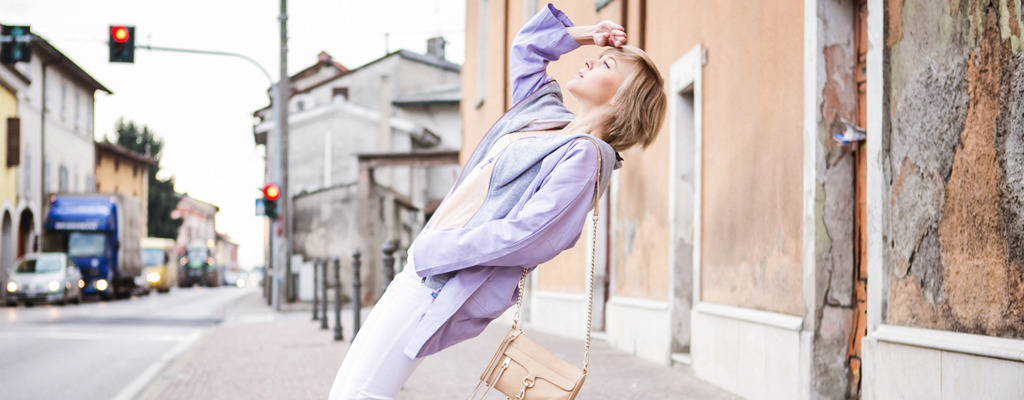 10 Sweet Ways How to Wear Pastels