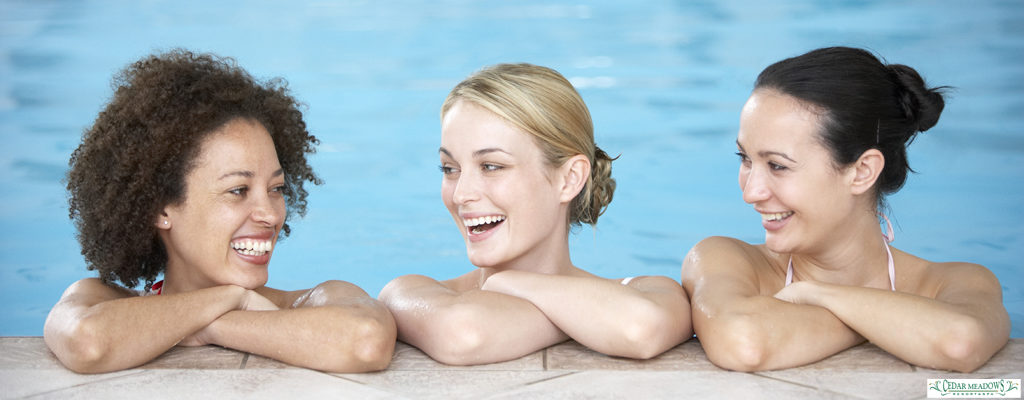 6 Ways to Protect Color-Treated Hair When You Go Swimming