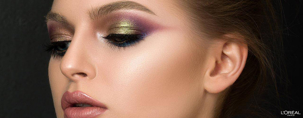 Metallic Makeup Looks You'll Want to Try Now